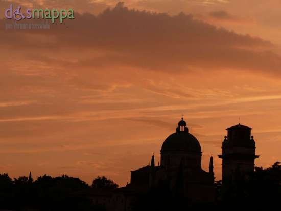 20150623 Tramonto Chiesa San Giorgio Verona dismappa 6