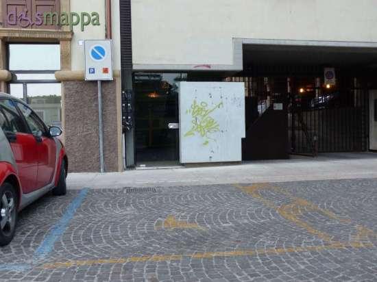 20150708 Parcheggio disabili Teatro Romano Verona dismappa