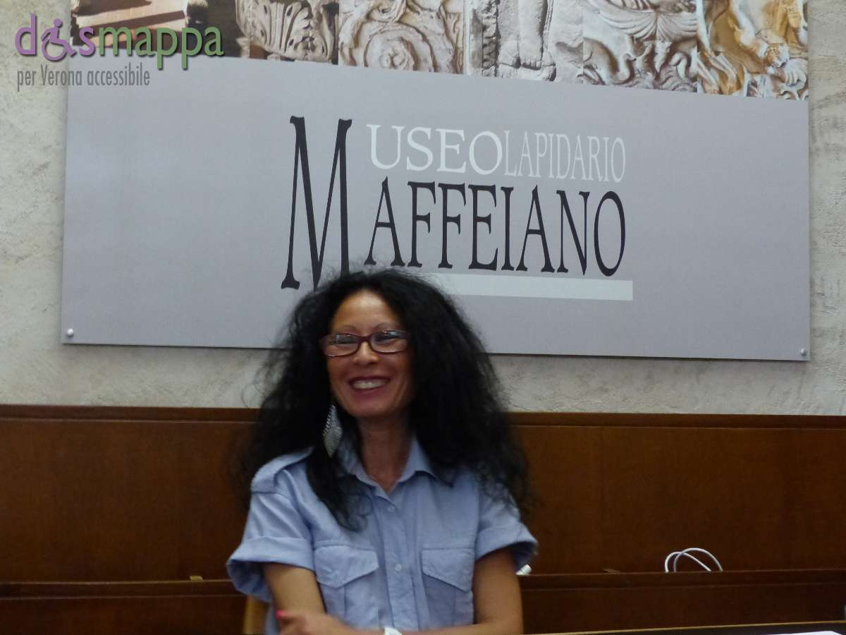 20150717 Museo Lapidario Maffeiano Verona accessibile dismappa 005