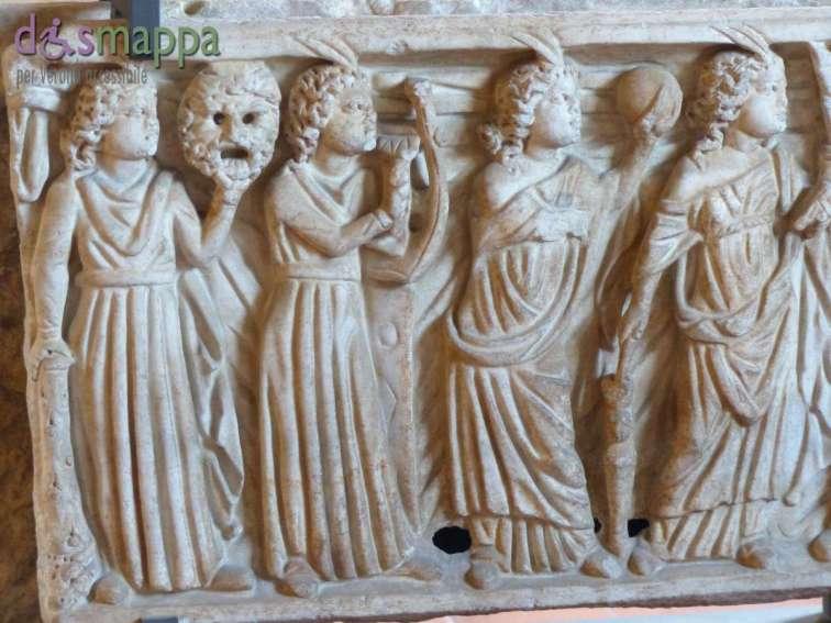 20150717 Museo Lapidario Maffeiano Verona accessibile dismappa 1010
