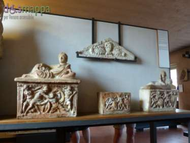20150717 Museo Lapidario Maffeiano Verona accessibile dismappa 1019