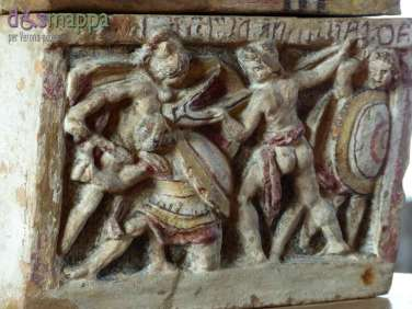 20150717 Museo Lapidario Maffeiano Verona accessibile dismappa 1021