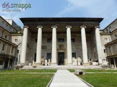 20150717 Museo Lapidario Maffeiano Verona accessibile dismappa 1045