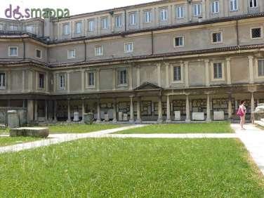 20150717 Museo Lapidario Maffeiano Verona accessibile dismappa 1054