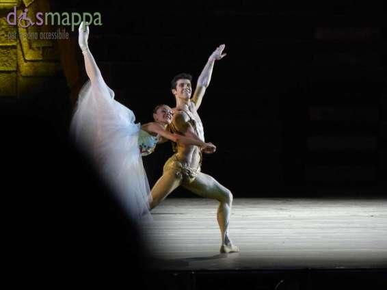 Roberto Bolle and Friends Arena di Verona 22 luglio 2015 Excelsior - Pas de deux Coreografia: Ugo Dell'Ara dopo Luigi Manzotti Musica: Romualdo Marenco Artisti: Nicoletta Manni, Roberto Bolle