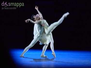 Romeo e Giulietta Atto I - Pas de deux Coreografia: Kenneth MacMillan Musica: Sergej Prokof'ev Artisti: Melissa Hamilton, Roberto Bolle