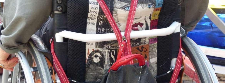20150822 Michela Brunelli schienale carrozzina fashion Verona dismappa