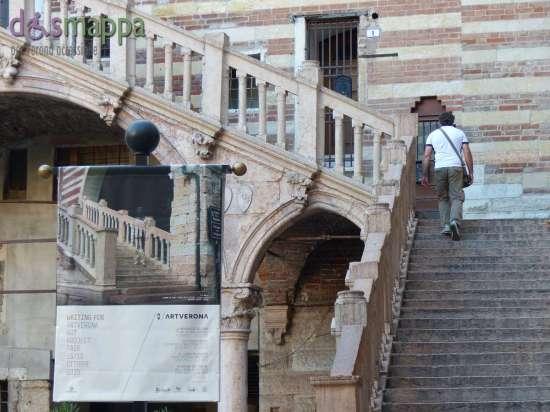 20150907 ArtVerona Liu Bolin Scala della Ragione dismappa 3