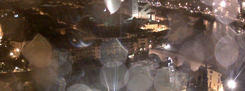 20150914 Verona webcam pioggia panorama