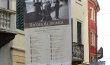 Un'ora di musica, al Circolo di Castelvecchio