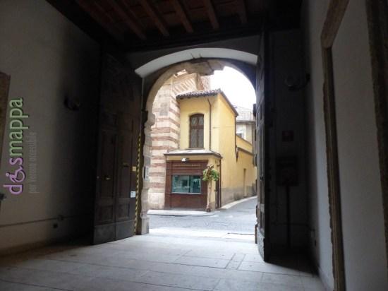 20151114 Cancello automatizzato Casa DisMappa Verona accessibile