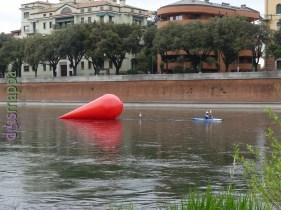 20160401 Franco Mazzucchelli sculture gonfiabili Adige Verona dismappa 340