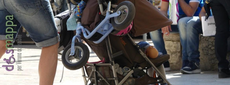 20160507 Bambina carrozzina bicicletta Verona dismappa