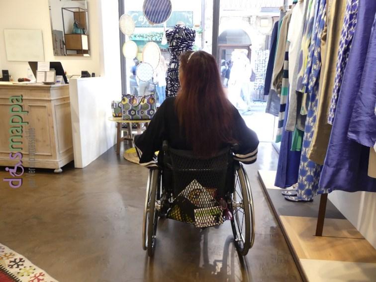 Accessibilità carrozzine