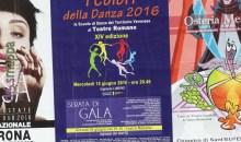 I colori della danza 2016