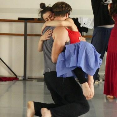 20160617 Lindsay Kemp Romeo Juliet rehearsal Verona dismappa 456