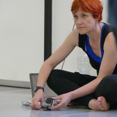 20160617 Lindsay Kemp Romeo Juliet rehearsal Verona dismappa 460