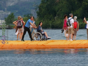 20160629 Christo Floating Piers Jeanne Claude Iseo disabili dismappa 644