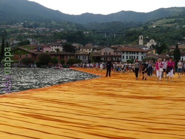20160629 Christo Floating Piers Jeanne Claude Iseo dismappa 422