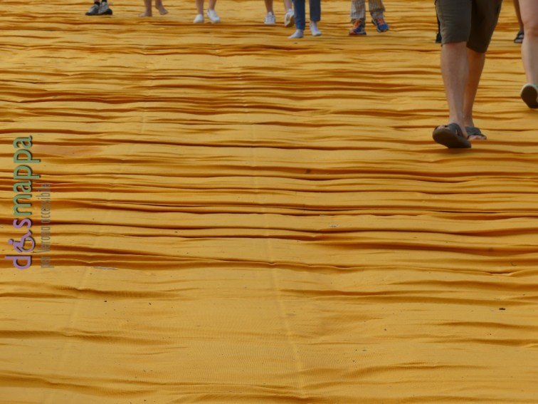 20160629 Christo Floating Piers Jeanne Claude Iseo dismappa 441