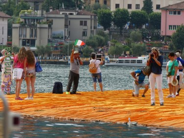 20160629 Christo Floating Piers Jeanne Claude Iseo dismappa 476