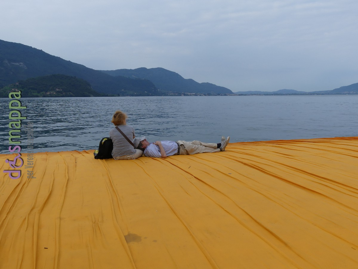 20160629 Christo Floating Piers Jeanne Claude Iseo dismappa 606