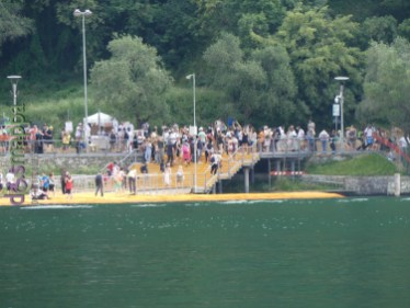 20160629 Christo Floating Piers Jeanne Claude Iseo dismappa 810