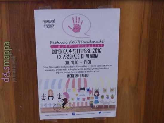 20160823 Festival handmade Arsenale Verona dismappa