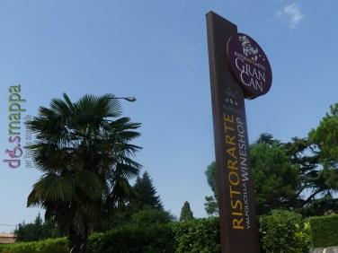 insegna ristorArte Gran Can Pedemonte Verona