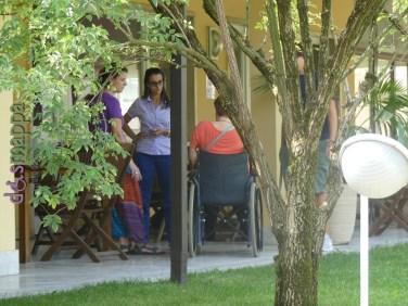 Ospiti disabili ristorArte Gran Can Pedemonte Verona