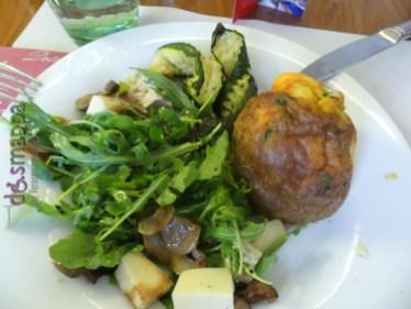 Piatto pranzo ristorArte Gran Can Pedemonte Verona