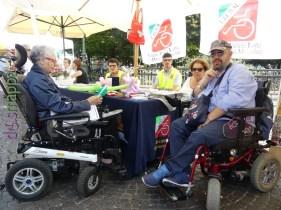 UILDM Festa del volontariato Verona
