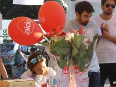 Aido Festa del volontariato Verona