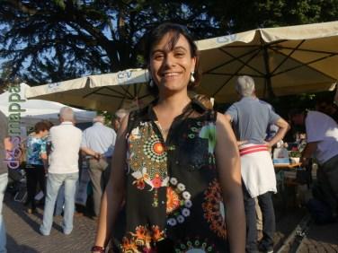 Chiara Festa del volontariato Verona