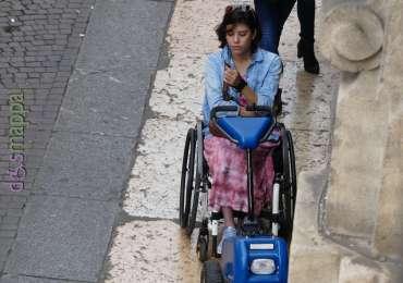 20170401 Disabile carrozzina casa dismappa Verona 1