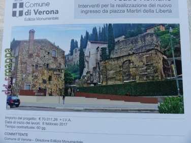20170409 Rampe disabili Teatro Romano Verona dismappa 007