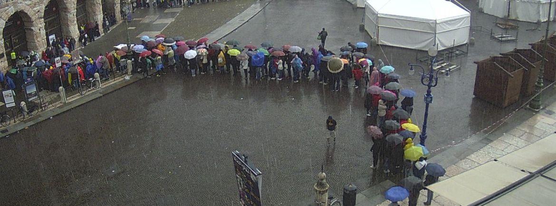20170502 Concerto Zucchero Arena Verona pioggia