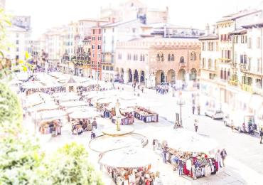 20170519 Alessrandro Gloder Piazza Erbe Verona