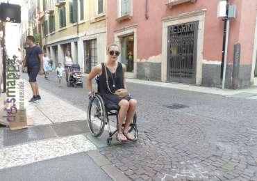 20170619 Ragazza disabile carrozzina Verona dismappa 04