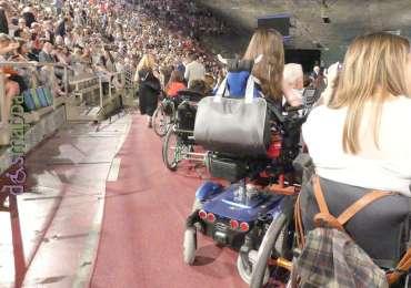 20170717 Carrozzina elevazione Arena Verona dismappa 053