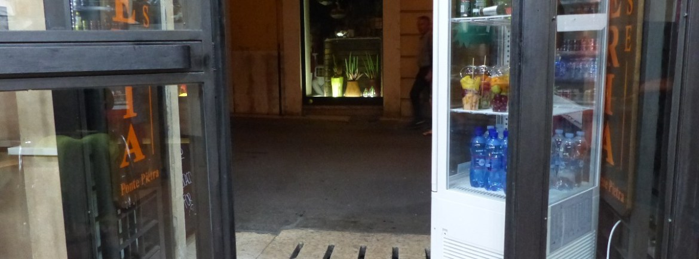 20150605 Focacceria Ponte Pietra disabili Verona dismappa 686