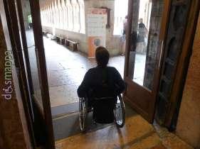 20170630 Basilica San Zeno disabili Verona dismappa 1090