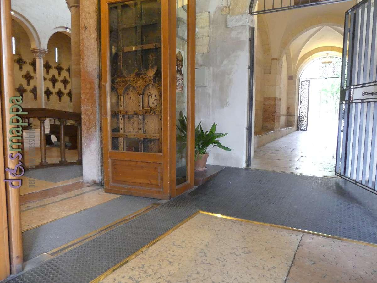 20170630 Basilica San Zeno disabili Verona dismappa 1096