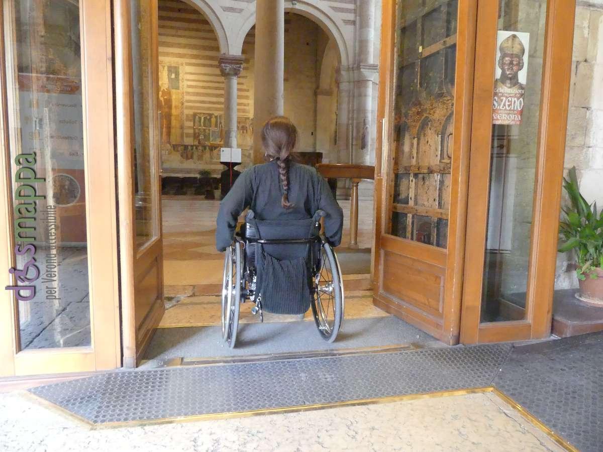 20170630 Basilica San Zeno disabili Verona dismappa 908