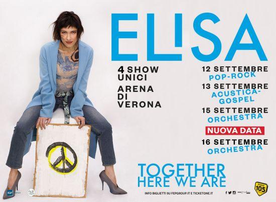 20170912 Elisa Arena Verona