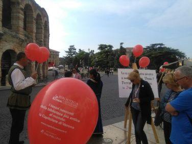 20170930 Flash Mob Biblioteca Capitolare Verona 02
