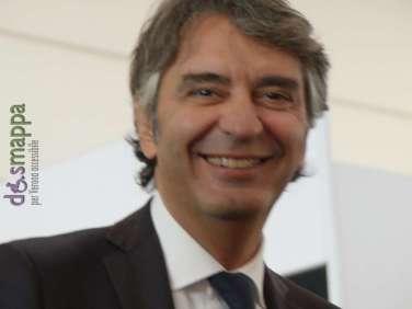 Il Sindaco Federico Sboarina all'inaugurazione di ArtVerona 2017