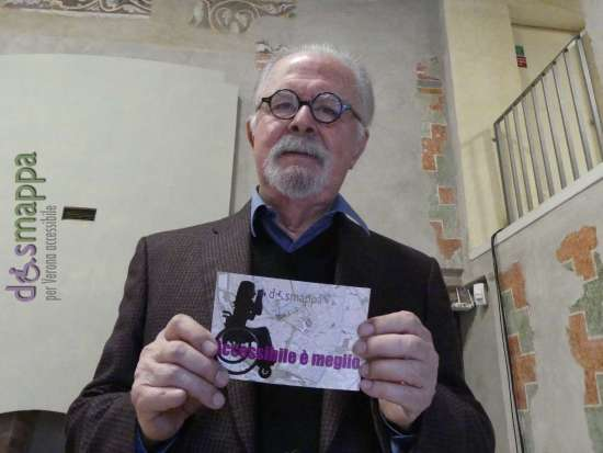 Che onore poter incontrare un maestro come Fernando Botero! Ecco la sua testimonianza fotografica di accessibilità dopo la conferenza stampa di presentazione della sua mostra ad AMO