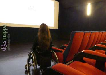 20171020 Accessibilita disabiili Multisala Cinema Rivoli Verona dismappa 091