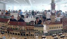 I love Lego al Museo AMO
